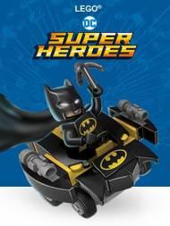 乐高DC超级英雄系列