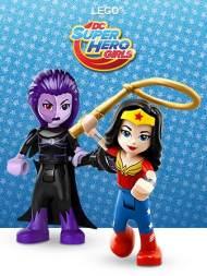 乐高DC超级英雄美少女系列